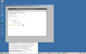 Viewing VNC