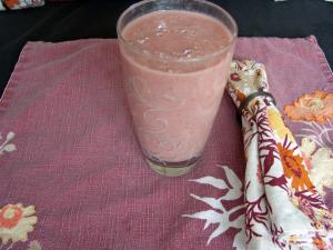 Vegan Banana Berry Smoothie Ready to Drink